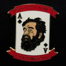 Saddam Hussein We Got Him Patriotic Lapel Pin