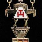 York Rite Past High Priest Masonic Jewel NEW Design!