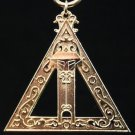 York Rite Royal Arch Scribe Officers Collar Jewel
