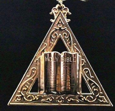 York Rite Royal Arch Chaplain Officers Collar Jewel