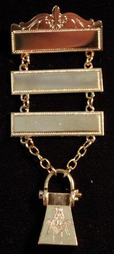 Lewis JewelFreemason Masonic Legacy (3 Bar)