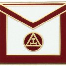York Rite Royal Arch Triple Tau Apron Freemason Masonic Lapel Pin
