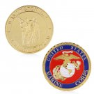 United States U.S. Marine Corps Collectors Coin