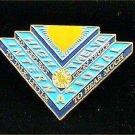 High 12 Masonic Car Bumper Sticker