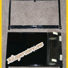 Brand New Dell Studio 1555 1557 1558 LCD Back Cover with Front Bezel + Hinges