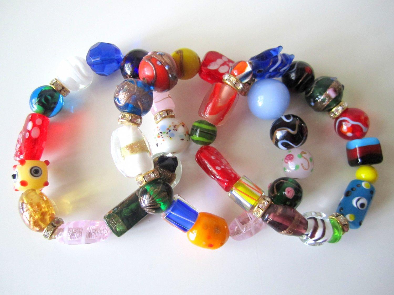 *SALE* Carnival Candy Bracelet