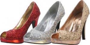 Wholesale Women's Shoes ($13.80 per pair.)