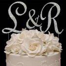 "Swarovski Covered Cake Jewelry Letters | ""&"" Set"