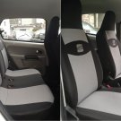 SEAT MII CUSTOM FIT COTTON SERIES FRONT and REAR CAR SEAT COVERS