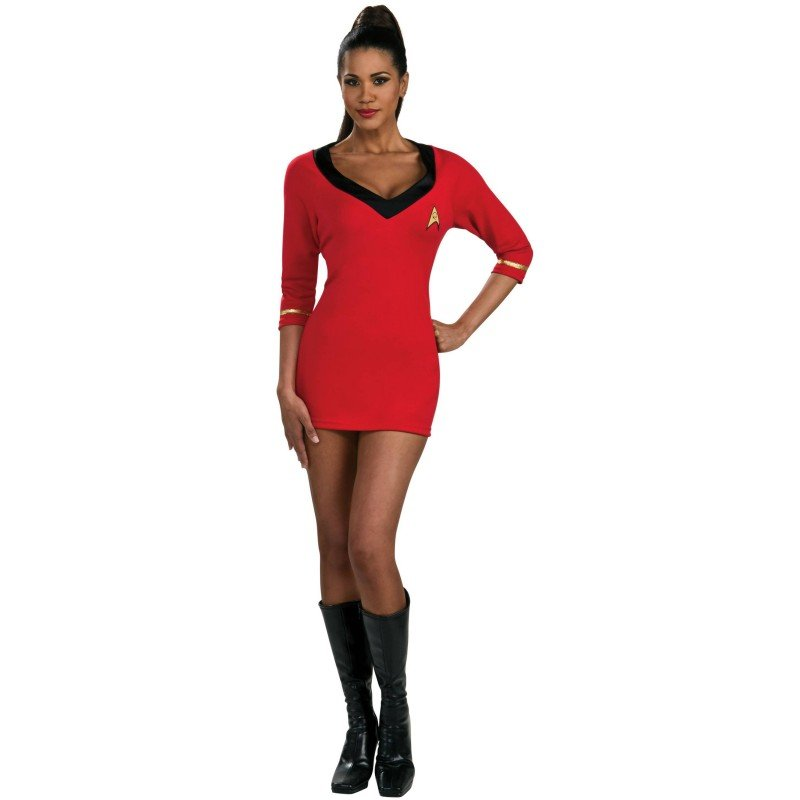Star Trek Halloween Costumes 11102