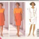OOP Butterick 6055 Misses' Jacket & Dress Pattern Sizes 12-14-16 UNCUT/FF