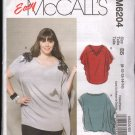 OOP McCall's 6204 Misses' Knit Pullover Tunics/Tops SZ 8-16  FF