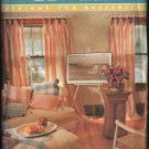 OOP Butterick 4895 Better Home & Gardens Pillow,Chair ,Lampshade Covers & Tablecloth  UNCUT/FF