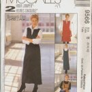 OOP MCCALL'S 9566 WOMAN'S DAY COLLECTION MISSES'S JUMPERS 2 LENGTHS SIZES 8-10-12 UNCUT/FF