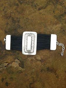 Turkish Jewelry Bracelet ~Zamac Hand  Made In Turkey~GORGEOUS! NWT! From Turkey!