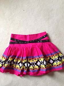 Justice PINK SCORT~SKIRT girls size 14~perfect For FALL!! NWT!! Adorable!!