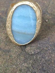 TURKISH RING~ Adjustable..One of A Kind Hand Made in Turkey~Beautiful!!!