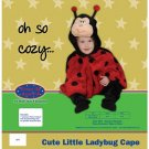 CUTE LITTLE LADYBUG COSTUME BY DRESS UP AMERICA - INFANT