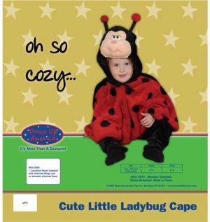 CUTE LITTLE LADYBUG COSTUME BY DRESS UP AMERICA - INFANT