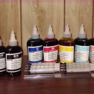 Bulk refill ink for EPSON ink printer , 100ml x 7 bottles (2BK, 1C, 1M, 1Y, 1LC, 1LM)