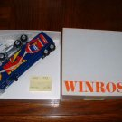 WISK....1993 Winross  truck--made in USA--RE