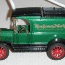Montgomery Ward--truck 1---1982  ERTL bank--1:25 scale...plain box