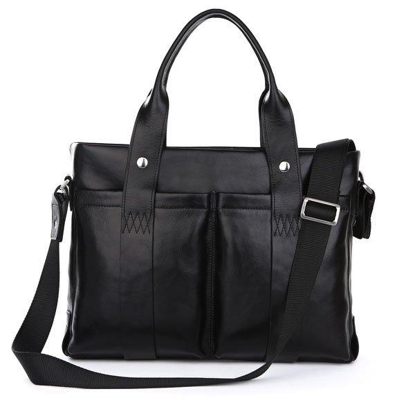 Italian Handmade Shoulder Bag Messenger Business Tote Satchel Freeshipping