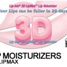 Lip Ink Semi-Perm Lip Plumper 3D VOLUMIZER TRIAL SIZE LIP MOISTURIZER  NEW