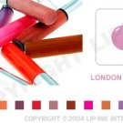 LIP INK London 60's Smearproof Lip Stain LipGel + Off & Shine Towelettes