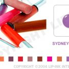 LIP INK Sydney Sunset Smearproof Lip Stain LipGel + Off & Shine Towelettes