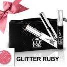 LIP INK Glitter Ruby Lip Stain Kit