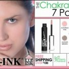 LIP INK Chakra Colors 7 Pack Lip Stain Collection