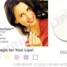 LIP INK Diamond Smearproof Lip Stain LipGel + Off & Shine Towelettes