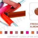 LIP INK Almond Star Smearproof Lip Stain LipGel + Off & Shine Towelettes