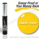 LIP INK Lemon Toner Smearproof Lip Stain + Off & Shine Towelettes
