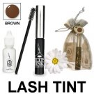 LIP-INK® Eye Lash Tint Waterproof Mascara NIB - Brown