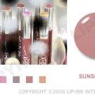 Lip Ink Tinted Moisturizer Lip Gloss Bottle-Sunset Pink