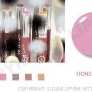 Lip Ink Tinted Moisturizer Lip Gloss Vial - Honey Rose