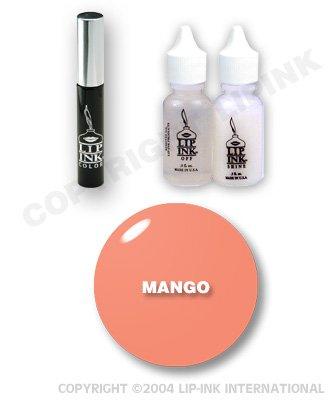 Lip Ink Special Ed Lipstick Kit Orange/Coral-Mango