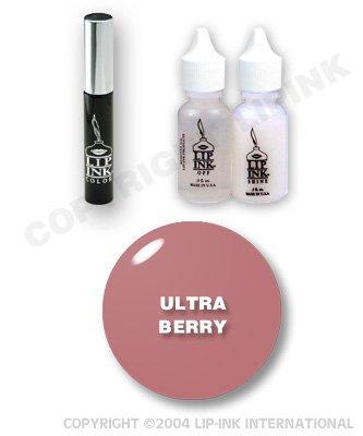 Lip Ink Special Ed Lipstick Kit Pinks/Mauve-Ultra Berry