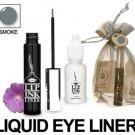 Lip Ink Semi-Perm Waterproof Liq Eyeliner -Smoke
