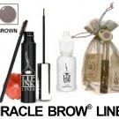 Lip Ink ® Semipermanent Delineador deCejas Brown Marron