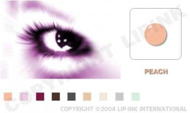 Lip Ink ® SOMBRA DE OJOS GEL Peach-Melocotón