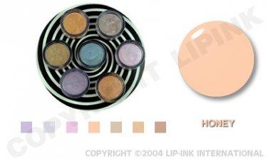 Lip Ink Brilliant Magic Powder Makeup - Honey NEW