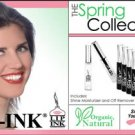 Lip Ink Lipstick Lot Pinks/Mauve-Spring Collection