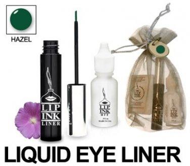 Lip Ink Semi-Perm WaterProof Liquid Eyeliner - Hazel
