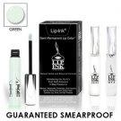 LIP INK Natural Vegan Smearproof  Green Lip Stain LipGel Kit + Off & Shine