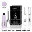 LIP INK Natural Vegan Smearproof Violet Lip Stain LipGel Kit + Off & Shine