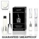 LIP INK Natural Vegan Smearproof Diamond Lip Stain LipGel Kit + Off & Shine
