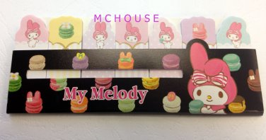 Sanrio My Melody Maracoon Post it Memo Page Marker Flags Bookmark